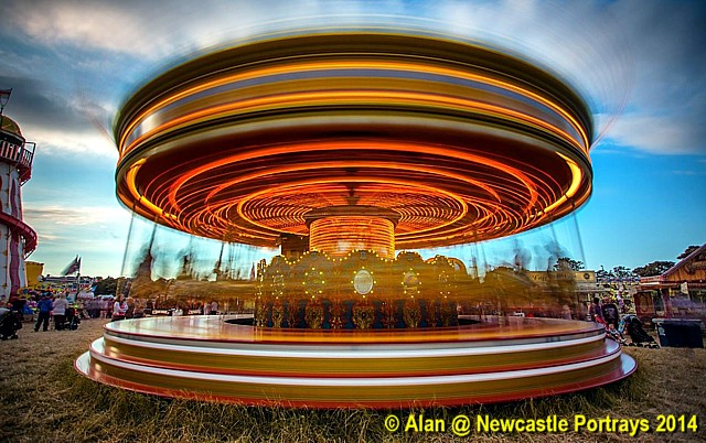 Newcastle Town Moor 2014. Photo provided to us by Alan from Newcastle Portraits - Thank You.