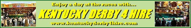 Kentucky Derby 4 Hire - Small website dedicated a game available for hire.